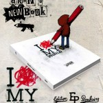 "Dran's New Book ""I Love My World"""